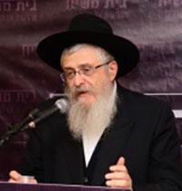 Rabbi Baruch Boaz Yorkovitch